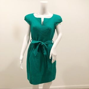 Milly Green dress 6